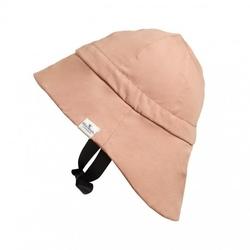 Elodie details - kapelusz przeciwsłoneczny - faded rose 0-6m