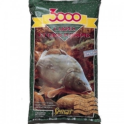 Zanęta sensas 3000 carpes 3kg