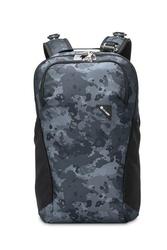 Plecak wycieczkowy wyposażony w zabezpieczenia antykradzieżowe pacsafe vibe 20 camo - camo