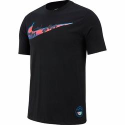 Koszulka Nike Swoosh Dry Fit - BV8086-010 - Czarny