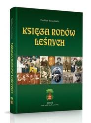 Księga rodów leśnych tom i - emilian szczerbicki