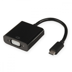 4world adapter usb typ c do vga f