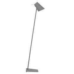 Its about romi :: lampa podłogowa cardiff - szara