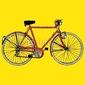 Obraz na płótnie canvas dwuczęściowy dyptyk stary klasyczny motocykl rower motocykl wektor