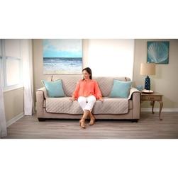 Sofa saver wodoodporna, dwustronna narzuta na kanapę