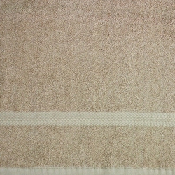 Ręcznik JANOSIK NEW Frotex BEŻOWY - beżowy