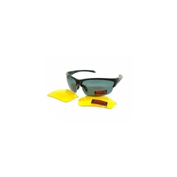 Okulary przeciwsłoneczne z wymiennymi szkłami draco drs-50c2
