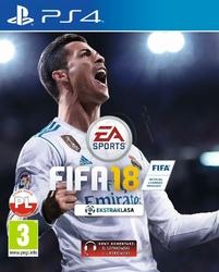 Gra PS4 Fifa 18 Pl