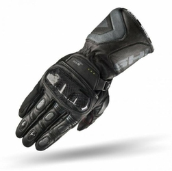 SHIMA STR GLOVES BLACK RĘKAWICE