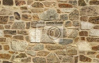 Fototapeta bezszwowe łom stary mur tekstury