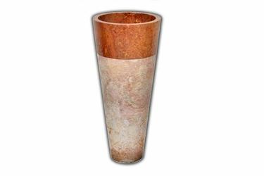 Umywalka z marmuru okrągła, umywalki kamienne