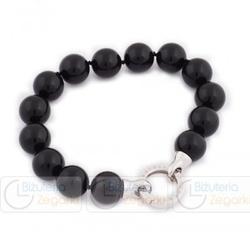 FC BRANSOLETKA 2201011016 KO 10 kolor czarny ONYX