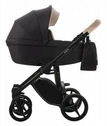 Wózek Bebetto Luca Vero 4w1 Maxi Cosi Rock i-Size + baza 3wayfix