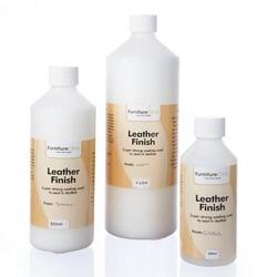 Furniture clinic leather finish – lakier bezbarwny do skóry, pół-matowe wykończenie 50ml