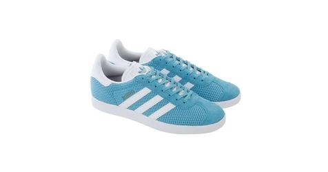 Buty adidas gazelle eneblu 46 23 niebieski