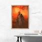 Obi wan kenobi - plakat premium wymiar do wyboru: 60x80 cm
