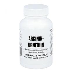 Arginin ornithin kapsułki