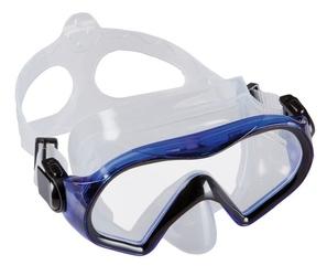 Fashy maska do pływania explorer 8850 niebieskie