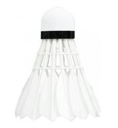 Lotki badminton talbot torro hit 750 pióro 1szt. białe 78