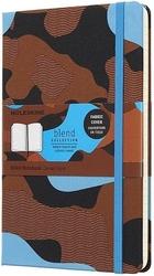 Notes moleskine nomad blend limitowana edycja l niebieski