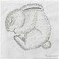 Serwetki sleeping bunny 20 szt.