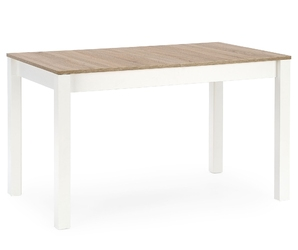 Stół rozkładany tory 140-180x80 cm nowoczesny