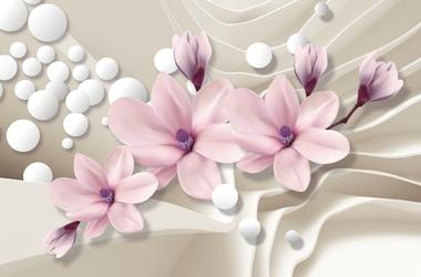 Fototapeta kwiaty 3284