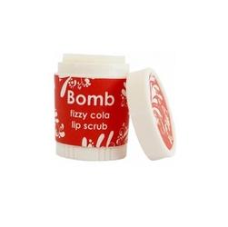 Bomb cosmetics peeling do ust musująca cola