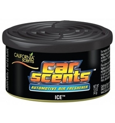 California scents puszka zapachowa do auta ice - męskie perfumy