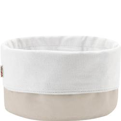 Koszyk na pieczywo bawełniany Stelton Classic piaskowo-biały 1323