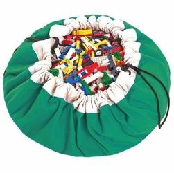 Worek na zabawki playgo - zielony