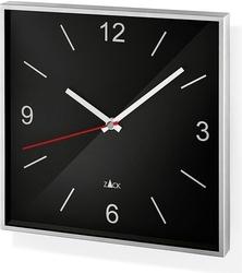 Zegar ścienny sillar czarny