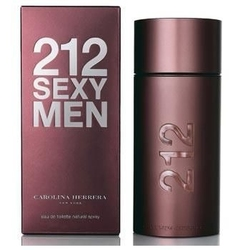 Carolina herrera 212 sexy men perfumy męskie - woda toaletowa 100ml - 100ml
