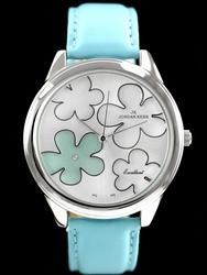 Zegarek damski JORDAN KERR FLOWER -   antyalergiczny zj590c