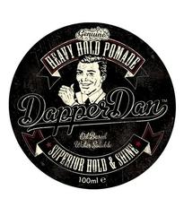 Dapper dan heavy hold pomade - pomada do włosów mocny chwytwysoki połysk 100ml