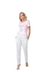 Aruelle trixie long piżama damska