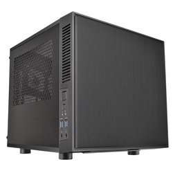 Thermaltake suppressor f1 miniitx usb3.0 200mm window, czarna