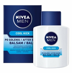 Nivea Men Cool Kick, chłodzący balsam po goleniu, 100ml