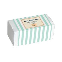 Tea gift set. zestaw herbat - zestaw 20 herbat w saszetkach 20x 5g8g różnego rodzaju i smaku, prezent upominek podarunek na urodziny, imieniny, rocznicę, jubileusz