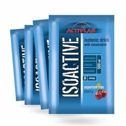 ACTIVLAB Iso Active - 5x 31,5g - Lemon