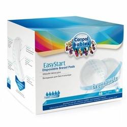 CANPOL Wkładki laktacyjne EasyStrart x 48 sztuk