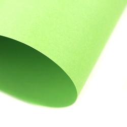 Papier ozdobny a4 300 g zielony jasny - zieljas