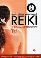 Reiki, energia z własnej dłoni