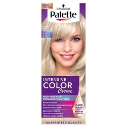 Palette intensive color creme, farba do włosów, c9 srebrzysty blond
