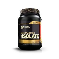 Optimum nutrition gold standard 100 isolate 930 g