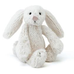 Króliczek bashful baby - kremowy 13 cm - cream