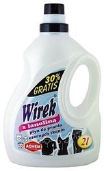 Wirek czarne tkaniny, płyn do prania, 2l