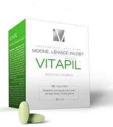 Vitapil biotyna+bambus x 60 tabletek