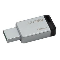 Kingston Data Traveler 50 128GB USB 3.0 MetalBlack