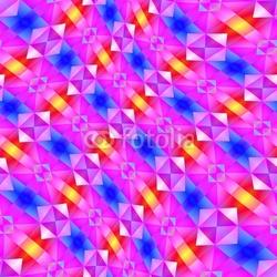 Obraz na płótnie canvas czteroczęściowy tetraptyk uroczysty wzór